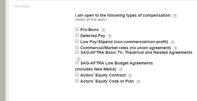 Sag Low Budget Agreement Gallery The Agreements References
