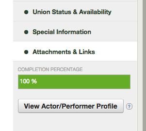 Completion Percentage